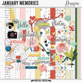 January Memories | Kit