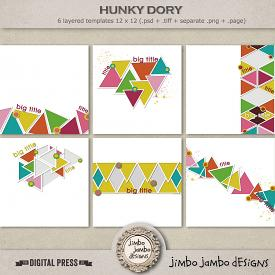 Hunky Dory | Templates