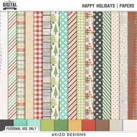 Happy Holidays | Papers
