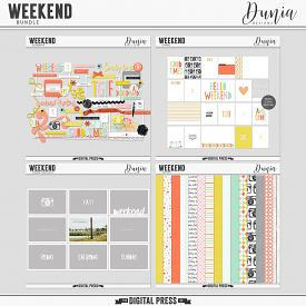 Weekend | Bundle
