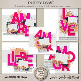 Puppy love | Templates