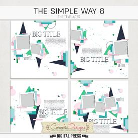 THE SIMPLE WAY 8 | TEMPLATES