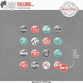 Falling... - buttons