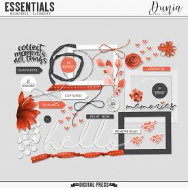 Essentials | Memories - Elements