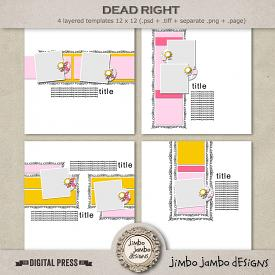 Dead right | Templates