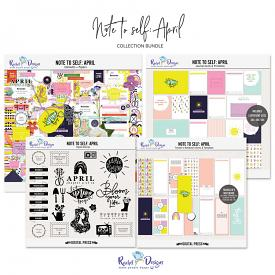 Note To Self April | Collection