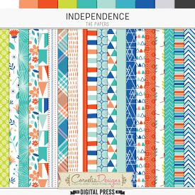 INDEPENDENCE | PAPERS