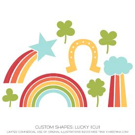 Lucky Shapes (CU)