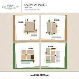 Snow Wonder - Templates