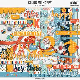 Color Me Happy - Kit