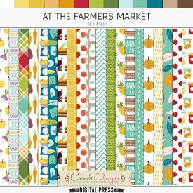 AT THE FARMERS MARKET | PAPERS