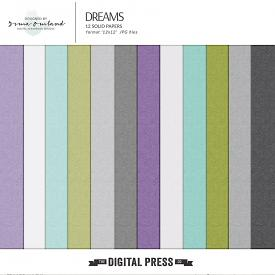 Dreams - solid papers