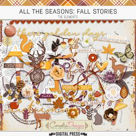 ALL THE SEASONS: FALL STORIES | ELEMENTS