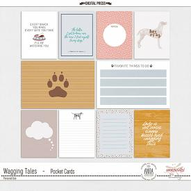 Wagging Tales | Pocket cards