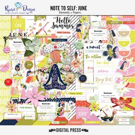 Note to Self: June | Kit