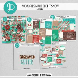 Memories Made | Let It Snow - Bundle