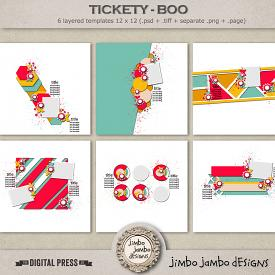 Tickety boo | Templates