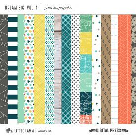 Dream Big | Papers Vol. 1