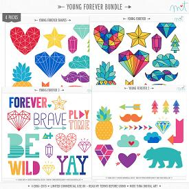 Bundle :: Young Forever (CU)
