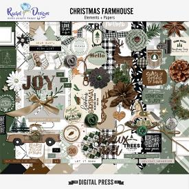 Farmhouse Christmas | Kit