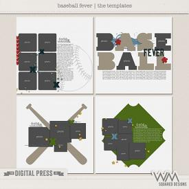 Baseball Fever | The Templates