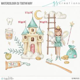 Toothfairy Watercolour (CU)