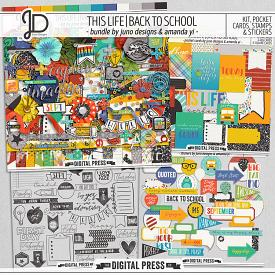 This Life | Back To School - Bundle