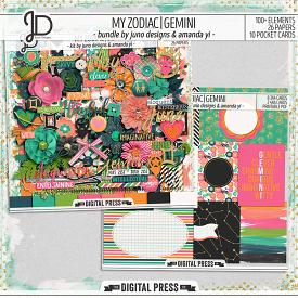 My Zodiac | Gemini - Bundle