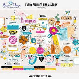 Every Summer Has A Story | Elements