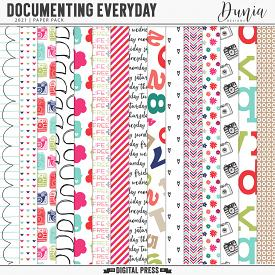 Documenting Everyday 2021 | Papers