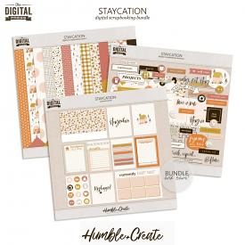 Staycation | Bundle