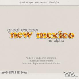 Great Escape:  New Mexico | The Alpha