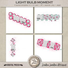 Light bulb moment | Templates