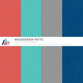 Woodgrain Patts (CU)