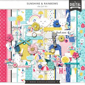 Sunshine & Rainbows | The Digital Kit