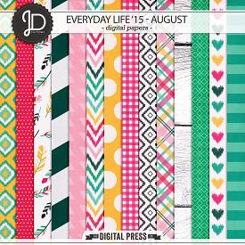 Everyday Life '15 - August | Papers