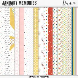 January Memories | Papers
