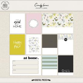 Comfy home | pocket cards