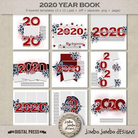 2020 Year book | Templates