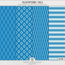 Filler Patterns Volume 5 (CU)