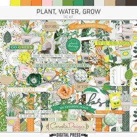 PLANT, WATER, GROW | KIT