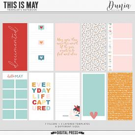 This is May | Traveler's Notebook