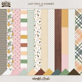 Lazy Days of Summer | Papers
