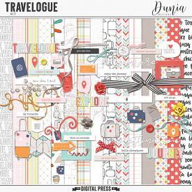 Travelogue | Kit