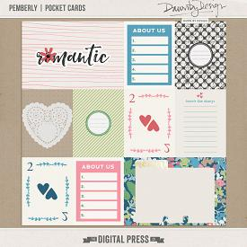 Pemberley | Pocket Cards