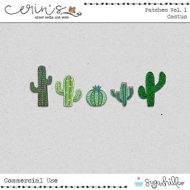 Patches Vol. 1 Cactus (CU)
