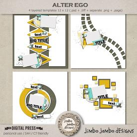 Alter ego | Templates