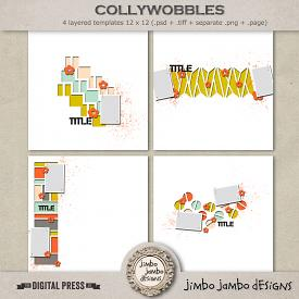 Collywobbles | Templates