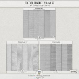 Texture Volumes 61-63 Bundle (CU)