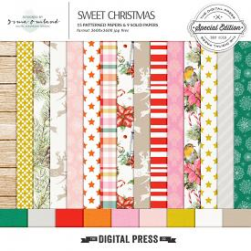 Sweet christmas - papers
